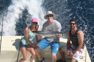 Ryan Tannehill Fishing
