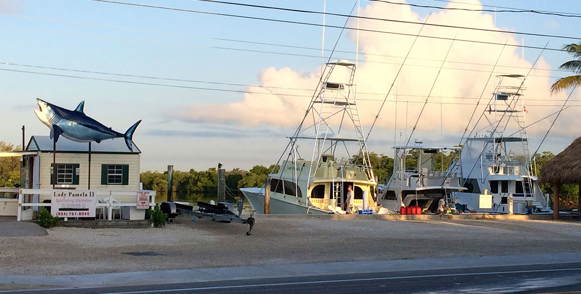 Our Boats Fort Lauderdale Fishing Charters
