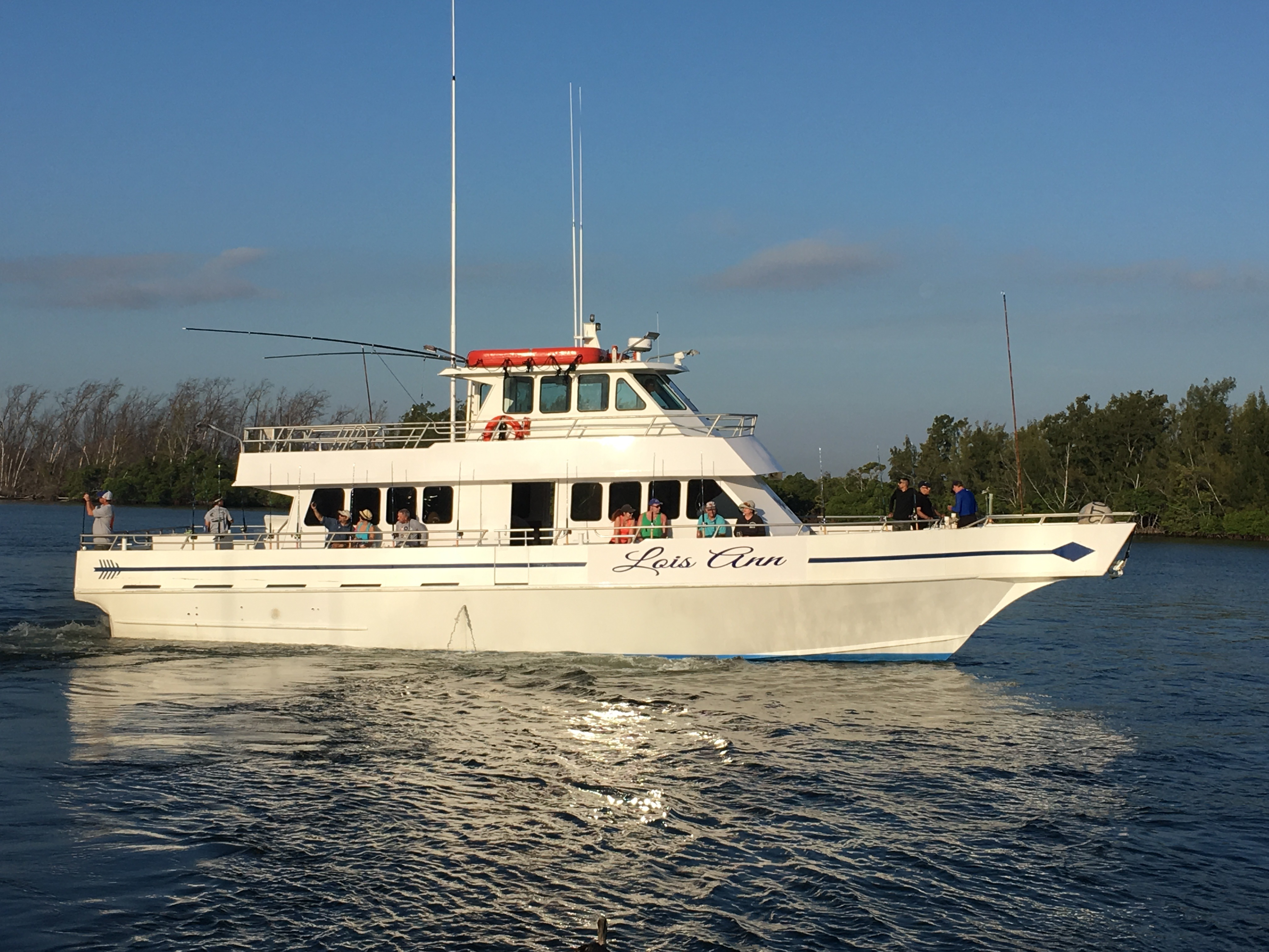 Quelques liens utiles for Party boat fishing florida
