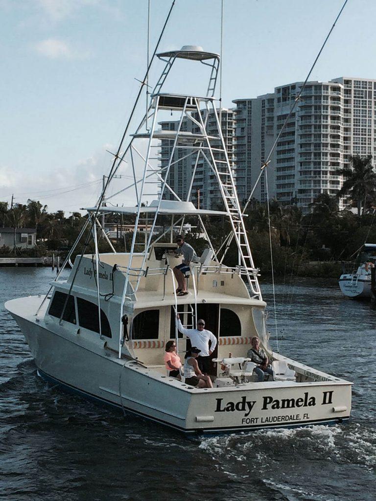 Fort Lauderdale Sportfishing Boat