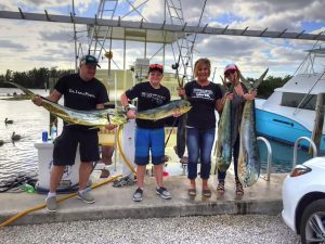 Mahi caught In Hallandale Beach