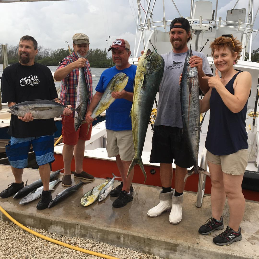 Fort lauderdale mahi fishing