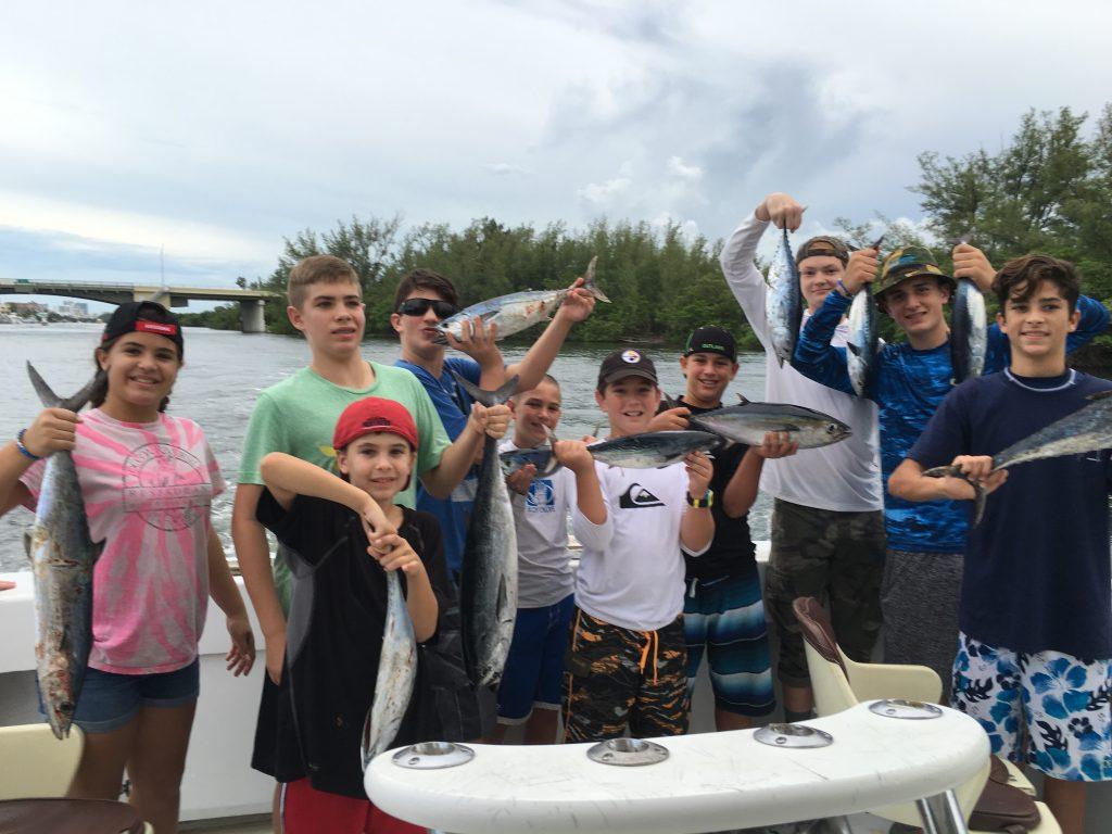Kids Fishing Birthday