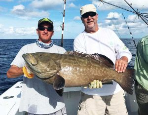 Fort Lauderdale Black Grouper