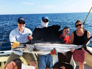 Fort Lauderdale Sailfish Fishing