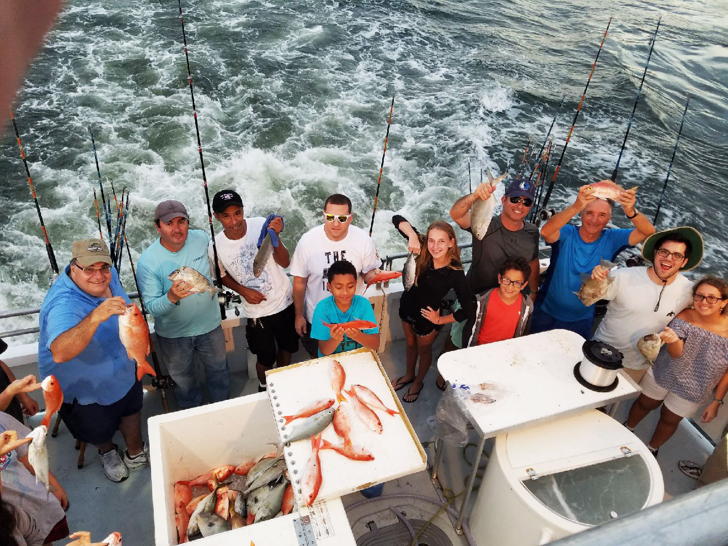 Our photo gallery fort lauderdale fishing charters for Drift fishing fort lauderdale