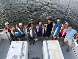 group fishing