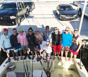 large-group fishing