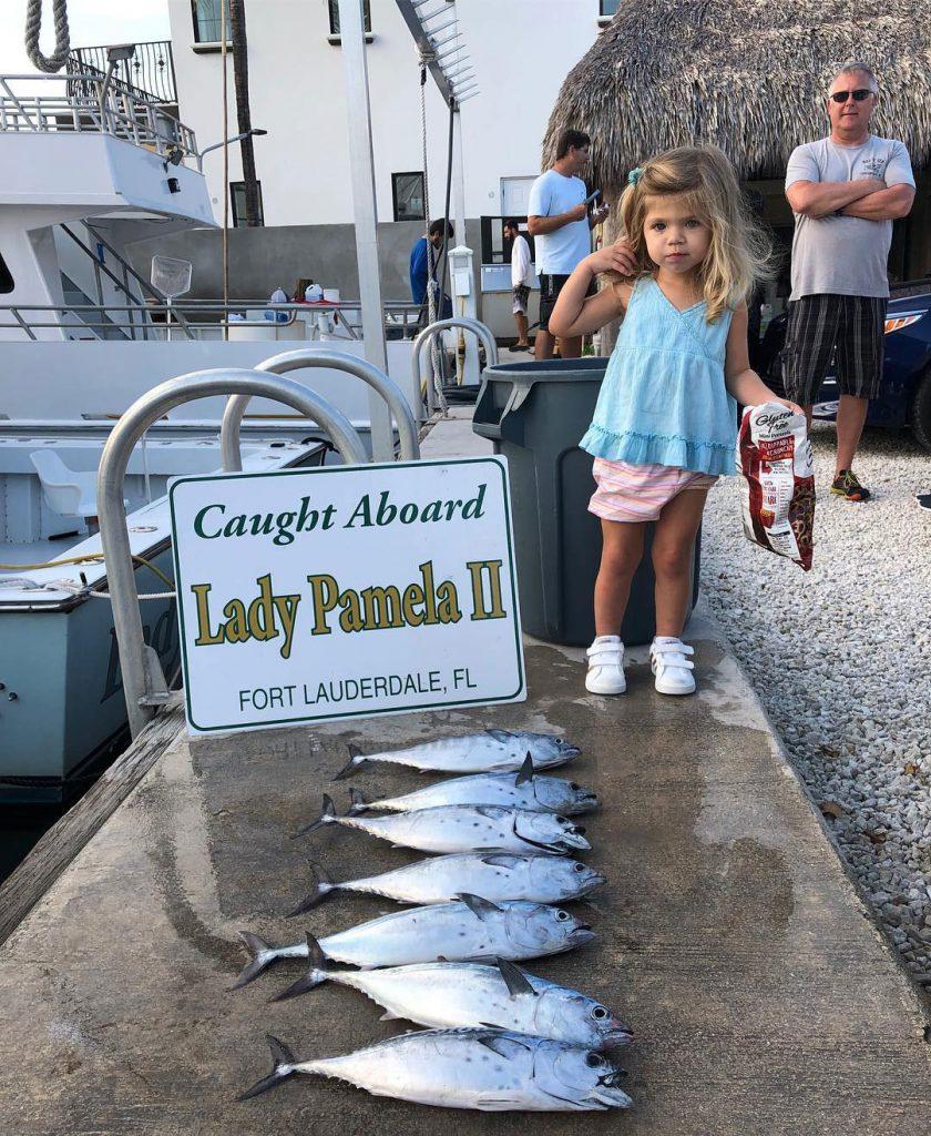 kids near fish
