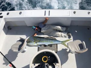 Big Mahi Mahi Caught Near State Record!
