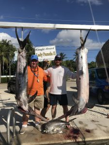 Daytime is the Right Time for Swordfish!